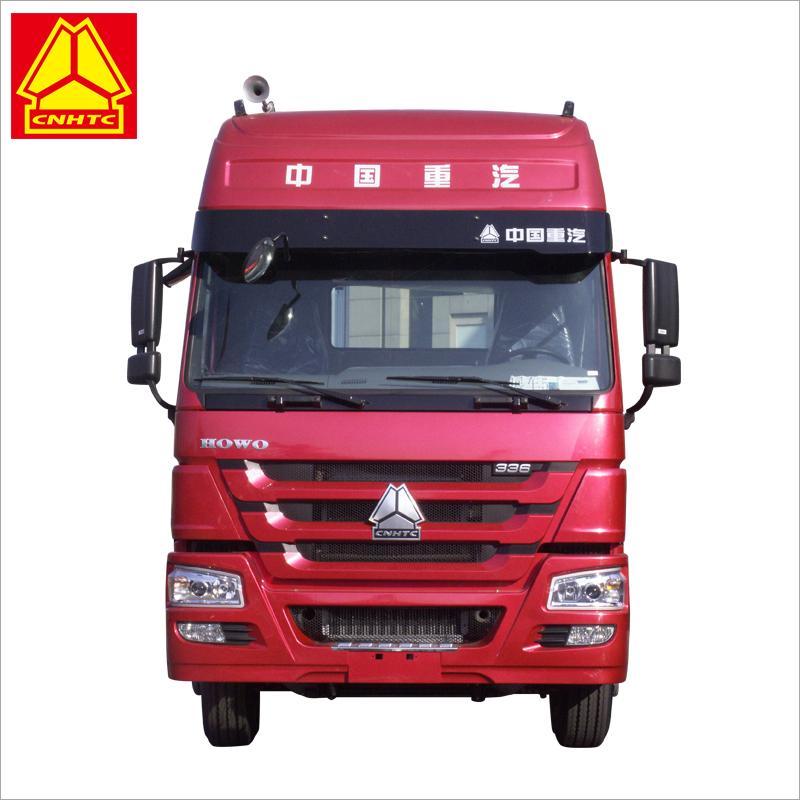 Sinotruk 420 Truck Head