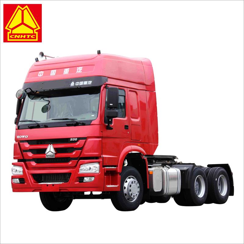 China Sinotruk HOWO Tractor Truck ,Trailer Trucks Tractor