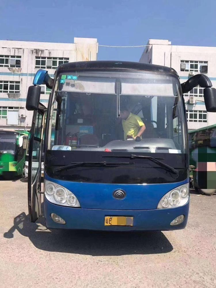 new bus with air conditioner for sale in congo
